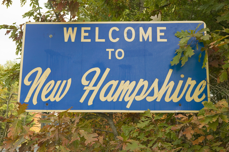 Welcome to New Hampshire - Home of Bearpac Meadical