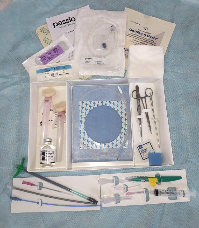 Passio Catheter Insertion Kit